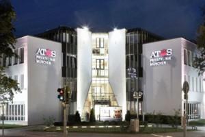 Aussenansicht ATOS München