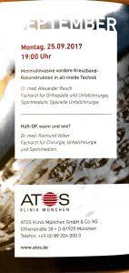 Vortrag Dr. Völker