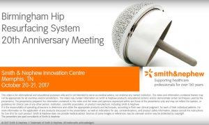 20th anniversary of BHR